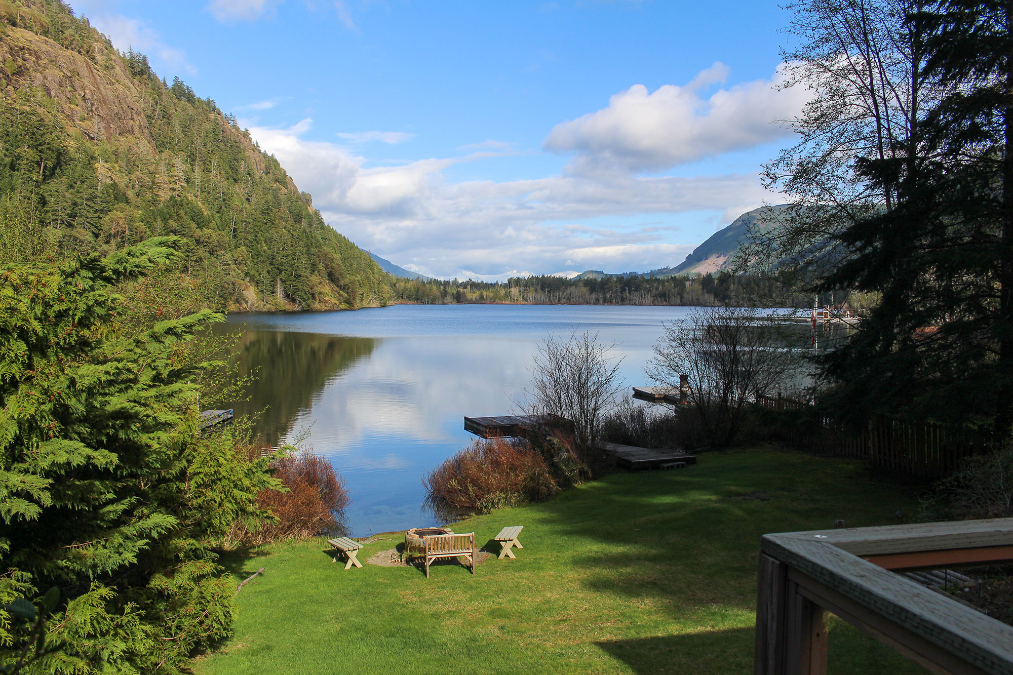 Mesachie Lake / Lake Cowichan - Vacation House Rentals In